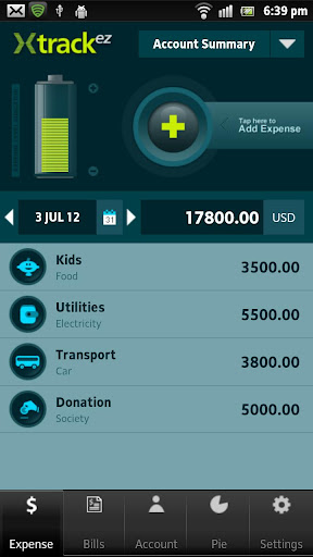 Xtrack - Expense Tracker Lite