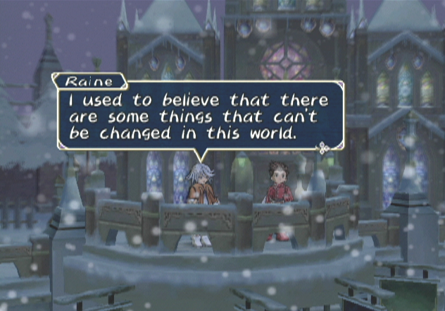 E3 2004: Tales of Symphonia