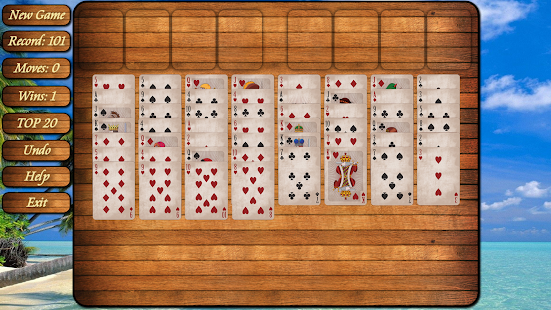 FreeCell Masters - screenshot