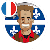Jean, the Quebec voice (Fra.) Icon