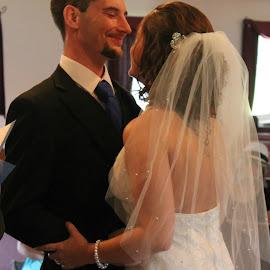 by Hannah Isenberg - Wedding Ceremony
