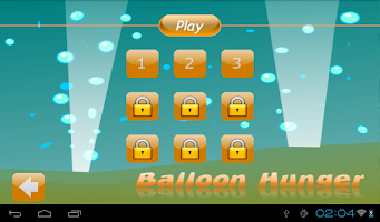 Screenshot of Balloon Hunger