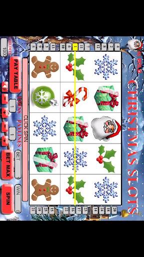 Santa's Christmas Slot Machine