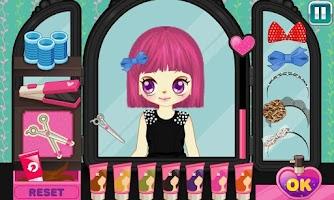 Screenshot of 쥬디놀이터 - 어린 여자 아이 옷입히기 게임 모음