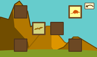 Screenshot of Kids Dinosaur Puzzles Free