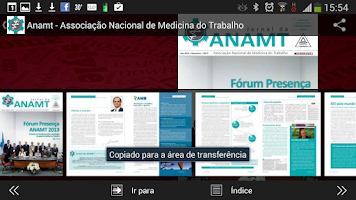 Screenshot of Jornal da Anamt
