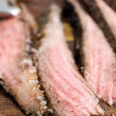 Skirt Steak Marinated Asian Style