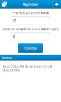 Screenshot of Scuola - Interrogato ?!