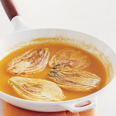 Orange-Braised Fennel