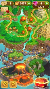 Gemcrafter: Puzzle Journey- screenshot thumbnail