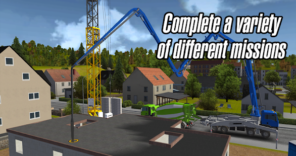Construction Simulator 2014 APK for Bluestacks