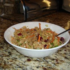 Cranberry Couscous Salad
