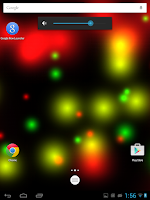 Screenshot of Hippie Lamp  - LWP