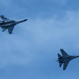 Sukhoi air show by Fuad Arief - News & Events Entertainment