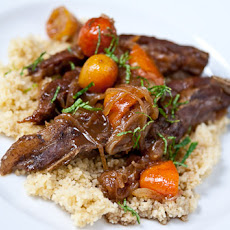 Kumquat Lamb Tagine