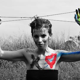 by Michela Merlin - People Body Art/Tattoos
