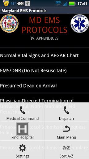 【免費醫療App】MD EMS Protocols-APP點子