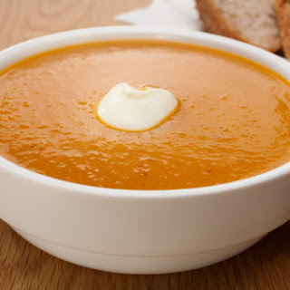 Fast and Easy Sweet Potato Soup