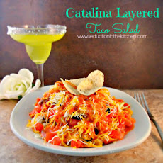 Catalina Layered Taco Salad