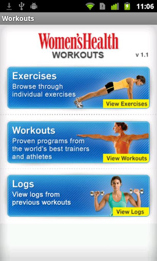 Women's Health Workouts