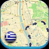 APK App Greece Offline Map && Weather for BB, BlackBerry