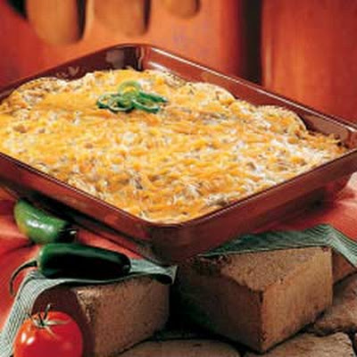 Chicken Tortilla Bake