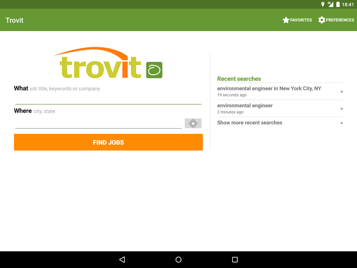 Find job offers - Trovit Jobs Screenshot 4