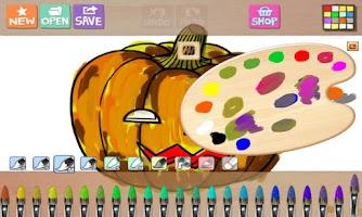 Screenshot of Hello Oil Painter