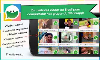 Screenshot of Videos Engraçados em Português
