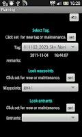 Screenshot of Sky Navi