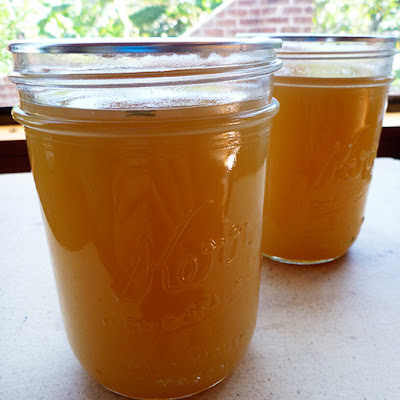 Grapefruit-Rosemary Jelly