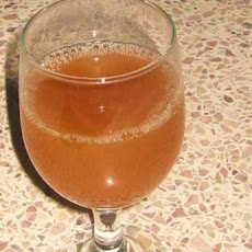 Holiday Apricot Wassail