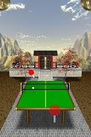 Screenshot of Zen Table Tennis