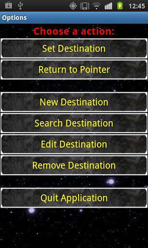 Destination Pointer