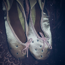 Ballet feet by Herline Westhuizen - Artistic Objects Clothing & Accessories (  )