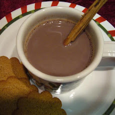 Christmas Morning Hot Chocolate