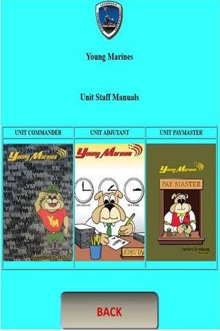 Young Marine Staff Manuals