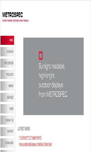 【免費商業App】Metrospec-APP點子