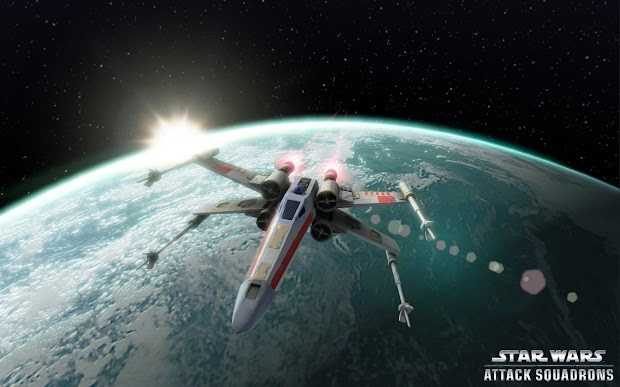 New free-to-play Star Wars game unveiled called Star Wars: Attack Squadron