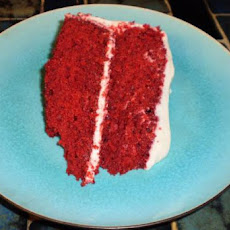Red Velvet Cake from the Bubble Room
