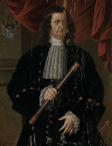 RIJKS: Hendrik van den Bosch: painting 1718
