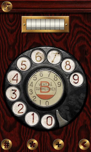Nostalgic Phone DEMO