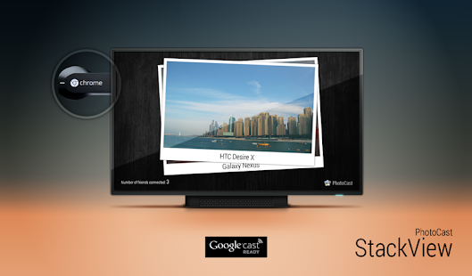 PhotoCast für Chromecast Screenshot