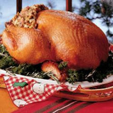 Turkey With Rye Dressing
