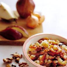 Quick Pear Chutney