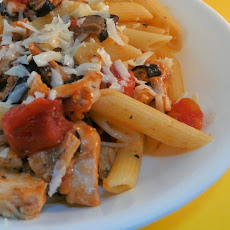 Italian Herb Chicken Penne