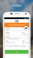 Screenshot of Sem Parar Taxi