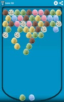 Screenshot of Ice Cream Bubbles Shooter