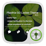 PLAY THIS GO LOCKER THEME APK Image