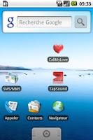 Screenshot of CallMyLove